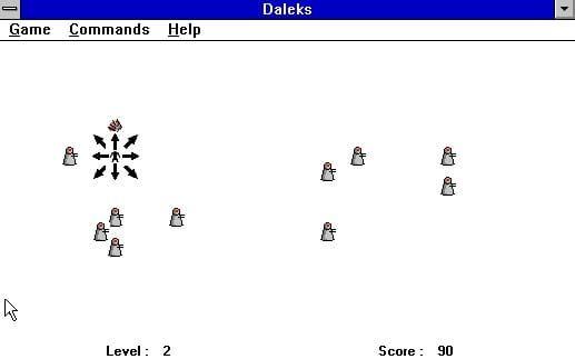 VB Daleks screenshot
